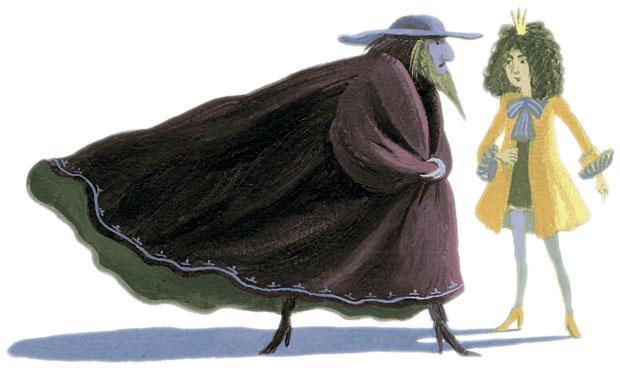 Барбовер Зелёная Борода, или Сказка о принце, который проиграл свою голову