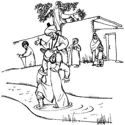 Чем помогать в день воскресения из мертвых, лучше помоги в той жизни