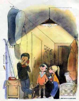 Денискины рассказы: Двадцать лет под кроватью