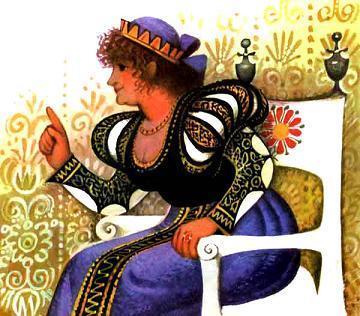 мать Короля Матео