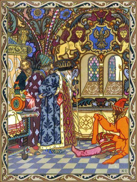 царь Дадон